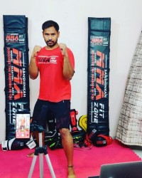 Fight Against Covid 19 Boost Your Immunity. Join Online Fitness & Martial arts Classess with MMA FitZone