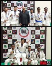 National Ju-Jitsu and South Asian Ju-Jitsu Championship 2019
